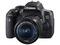 Canon EOS 750D Digital SLR camera with EF-S 18-55mm is stm lens kit Brand new genuine unopened