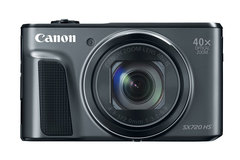 Canon PowerShot SX720 HS Black Digital Camera Brand new genuine unopened black one size