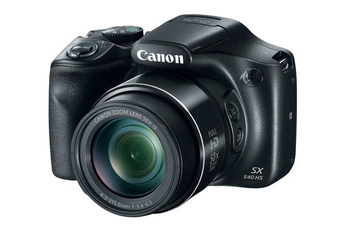 Canon PowerShot SX540 HS Digital Camera Black Brand new genuine unopened black one size