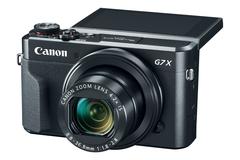 Canon PowerShot G7 X Mark II Professional Digital Camera Black  Brand new genuine unopened black one size