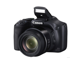 Canon PowerShot SX520 HS Digital Camera Black Brand new genuine unopened black one size black one size