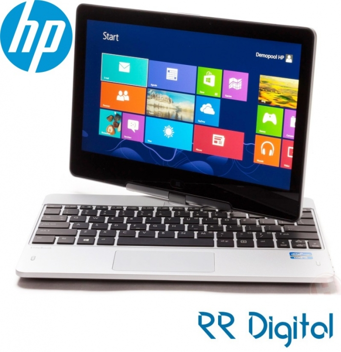 12inch/Laptop and Tablet/Touch-Screen/HP Revolve Computer/Intel i5/8g RAM/256G SSD Silver intel i5-2520m/4G Ram/256G SSD