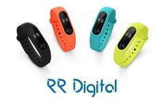 Xiaomi digital smart wrist band/Mi Band2/Fashion Smart watch/sport fitness running/