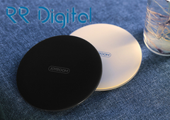 iphone/Xiaomi/Huawei/Samsung Wireless Charger/smart phone/Future product Black wireless charger