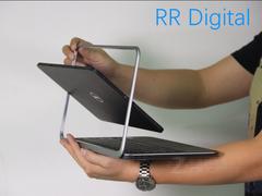 12inch/Slim Light Laptop and Tablet/Dell Computer/Intel i5/4G RAM/128G SSD Black+Silver Intel i5-3317/4G Ram/128G SSD