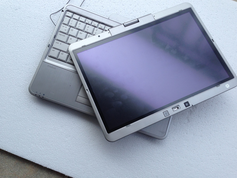 12inch/Laptop and Tablet/Touch-Screen/HP Revolve Computer/Intel i5/8g RAM/256G SSD Silver intel i5-2520M/8G Ram/128G SSD 7