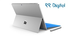 10.6Inch/Laptop and Tablet Computer/Touch Screen/Microsoft Surface Pro1/Intel i5/4G RAM/128G SSD Silver Surface Pro1