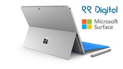 SLIM Laptop&Tablet Computer/Touch Screen/Intel i5/4G RAM/128G SSD silver Surface Pro1