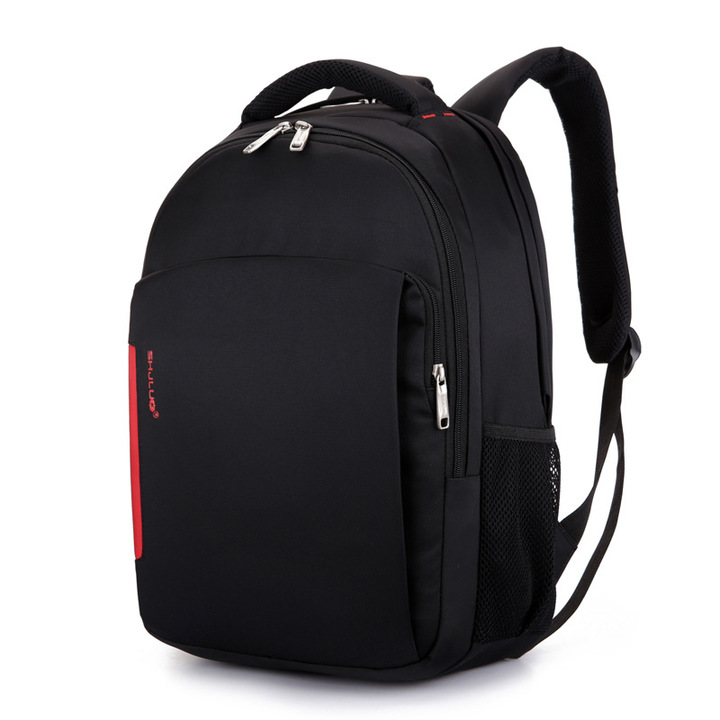 ae1bb344f Men's Backpack Travel, leisure business, computer package, trend, high  school student bag