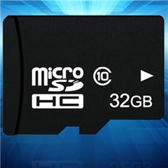 8 g memory vehicle traveling data recorder 16 gb tf card 32 g memory card black 16GB As shown in figure As shown in figure