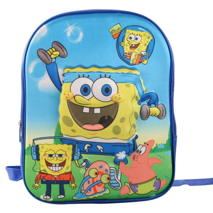 Trendy Kids 3D print backpack