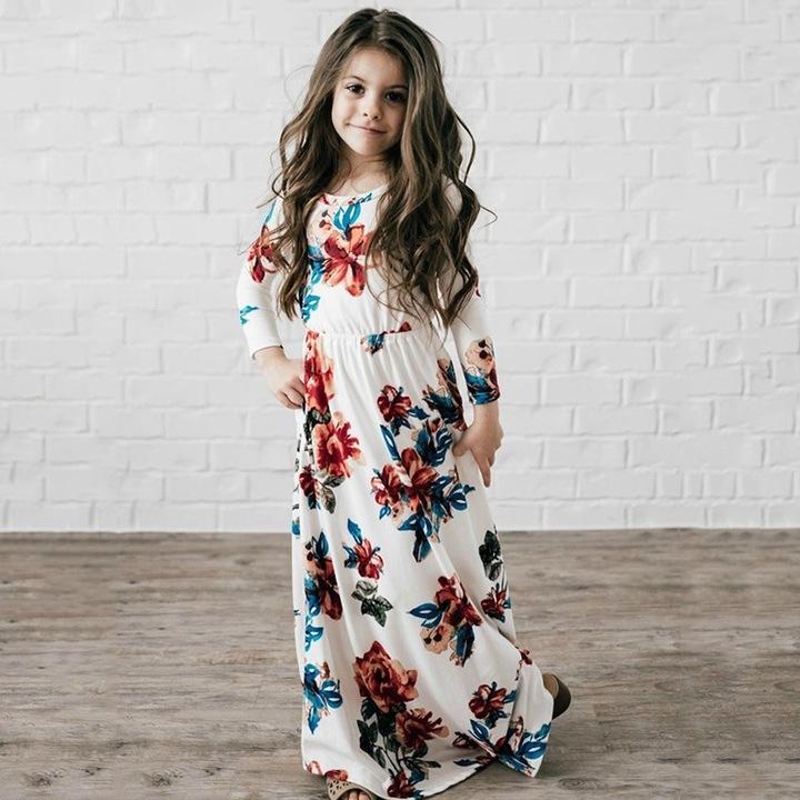 Kilimall  Hot sale women s clothes children s clothes dresses long ... ee3e9ac0e