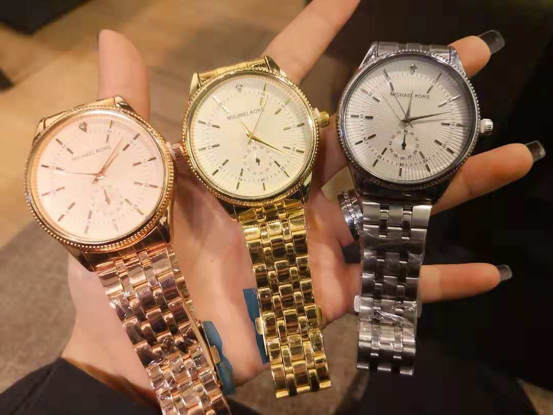 79580dc31fe MK new favorite fashion 3 color women watch watches. This is High quality  COPY Watch!!!If you do NOT ACCEPT this
