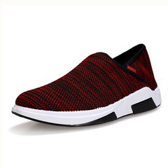 TOTO couples flat shoes men shoe womens shoes,casual shoes,sport shoes,lovers shoes fashion sneakers red 36