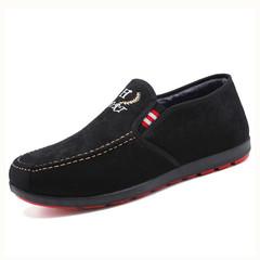 TOTO Doudou men shoes men flat shoes formal shoes party shoes casual shoes male shoes black 39