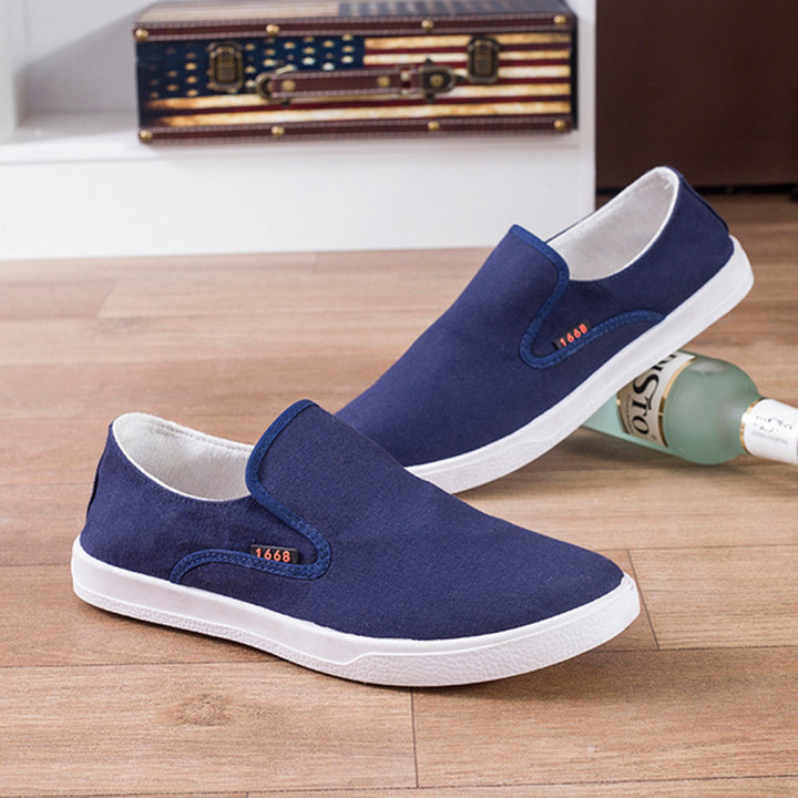 510518aaadeb7 Chinese male style, Asian style shoes men shoes ,sport shoes,casual shoes  and fashion sneakers BLUE 42