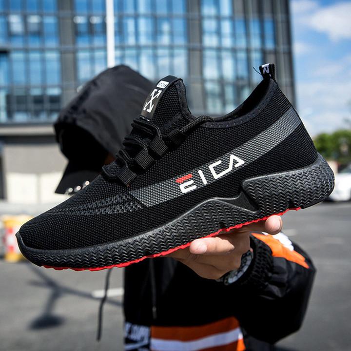 Promotion TOTO sport shoes men shoes flat shoes sneakers shoes mesh shoes casual shoes male shoes black 41