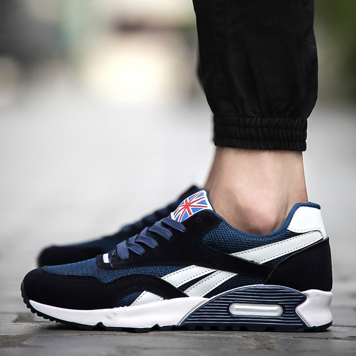 TOTO TOP new sports shoes men shoes women shoes lovers shoes boy shoes fashion sneakers casual shoes blue 39