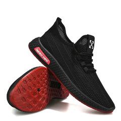 TOTO NEW shoes men shoes mesh shoes flat shoes male shoes sport shoes casual shoes fashion sneakers black 39