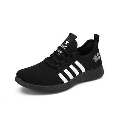 TOTO 2019 shoes men shoes mesh shoes flat shoes male shoes sport shoes casual shoes fashion sneakers black 39