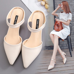 High-end Wedding party shoes women shoes heels Women's Shoes  Elegant ladies'shoes WHITE 35