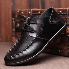 38-45flat shoes for gentleman handsome shoes men shoes loafers casual shoes formal shoes party shoes black 38