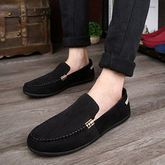 TOTO shoes men shoes loafers shoes flat shoes male shoes casual shoes casual shoes sneakers slip ons black 39