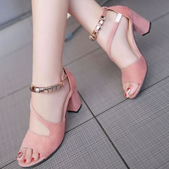 36-42female shoes women shoes wedges lady shoes heels women heels shoes party shoes wedding shoes pink 36
