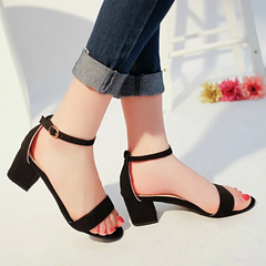 TOTO shoes women shoes  heels for ladies heels for women heels 34-40 heels ladies shoes heel shoes black 34