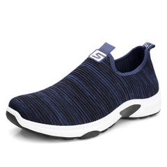REALLYGOODshoes men shoes mesh shoes flat shoes male shoes sport shoes casual shoes fashion sneakers blue 39