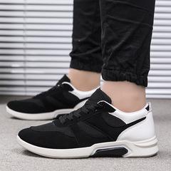 Super value shoes men shoes flat shoes male shoes sport shoes casual shoes fashion sneakers shoes black 39