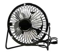 [Summer Big Sale] Portable USB Iron Cooling  Fan 4 inch Green