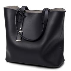 Big Messenger Bag Women Shoulder Bag Female Bag Ladies Genuine Leather Bags For Women Handbags Black black one size