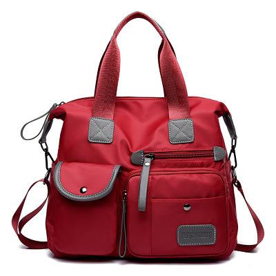 2018 Women Travel Bag Diagonal Bags Large Capacity Waterproof Nylon Handbag  Female Shoulder Bags red one size  Product No  7552506. Item specifics   Seller ... 01c89c8def