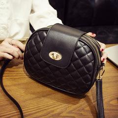 Women Shoulder Bags Square Striped Mini Bag Women Small Crossbody Bag Ladies Zipper HandBags black one size