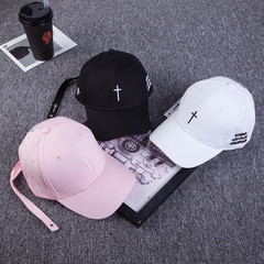 Fashion Brand Men's Baseball Cap Women Casual LetterAdjustable Hip Hop Streetwear Baseball Caps black