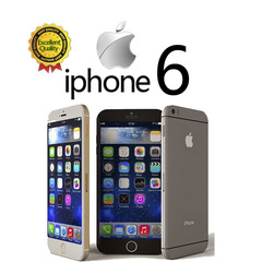 Refurbished Phone iPhone 6 16GB,Authentic Guaranteed,Unlocked Smart Mobile black black