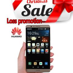 Refurbished Smartphone Huawei Mate7 3GB+64GB Hd camera phone Double SIM smartphone 3+64gb glod