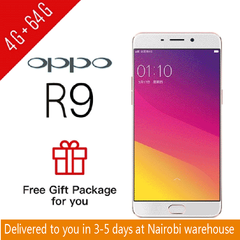 Refurbished phones phone mobile phone OPPO R9 4G+64G FHD 1920x1080 oppo Google Services 4GB+64GB Gold