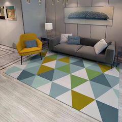 Home floor 3D printed carpets bedroom carpet children's non-slip carpet mat can be customized LJ-01 80*120CM