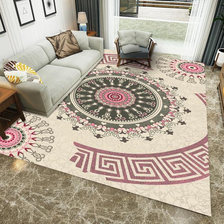 home floor mat home carpet children crawls carpet printing carpet sitting room tea table carpet CL-59 80*120cm