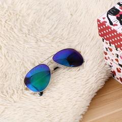 Men Women Goggles Fashion UV Protecting Reflective Sports Eyewear Sunglasses #1 one size
