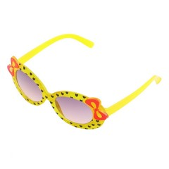 Fashion Baby Kids Children Sun Glasses Plastic Sunglasses Girls Bow Eyewear
