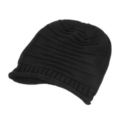 Unisex Women Men Winter Warm Ski Knitted Crochet Baggy Beanie Hat Cap