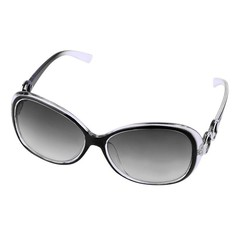 Women Fashionable Vintage Oversized Eyewear Sunglasses Outdoor Glasses