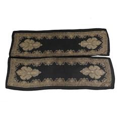 Fashion Summer Flower Pattern Printed Shawls Comfortable Soft Chiffon Scarf