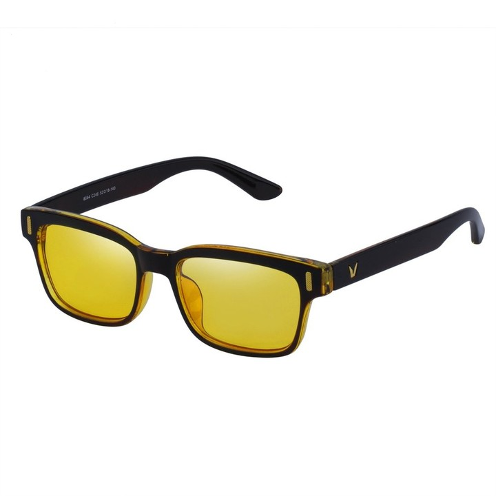 Anti-blue Rays Computer Reading Radiation Resistant Glasses Gaming Googles #2 one size
