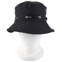Summer Beach Unisex Bucket Hat Flat Fishing Fisherman Hat Outdoor Fashion Cap