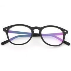 Fashion Stylish Vintage Men Women Eyeglass Frame Lens Coating Popular Glasses
