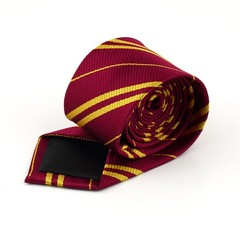 Classic Necktie Accessory Robe Long Tie Costume Diagonal Stripes Terylene